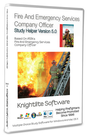 study software for emts paramedics firefighters knightlite